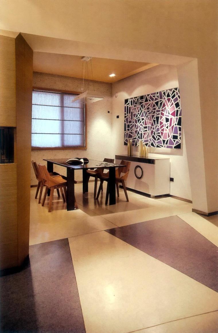 居室设计--阳光100西区国际样板间第5张图片