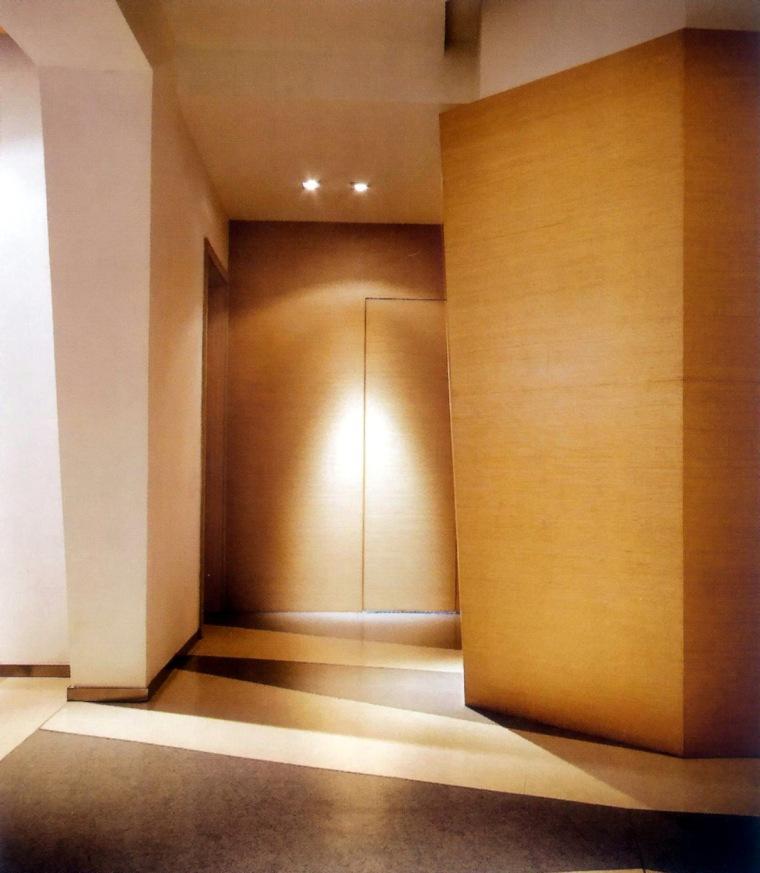 居室设计--阳光100西区国际样板间第7张图片