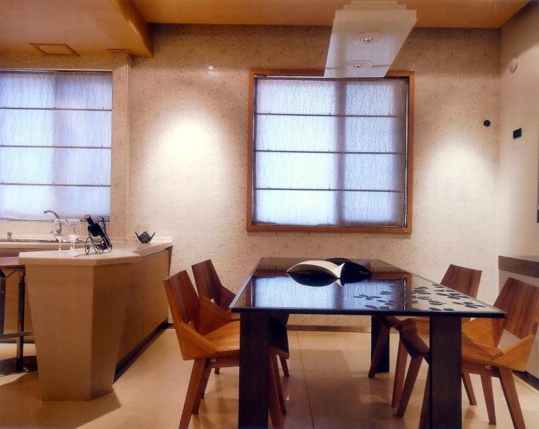 居室设计--阳光100西区国际样板间第8张图片