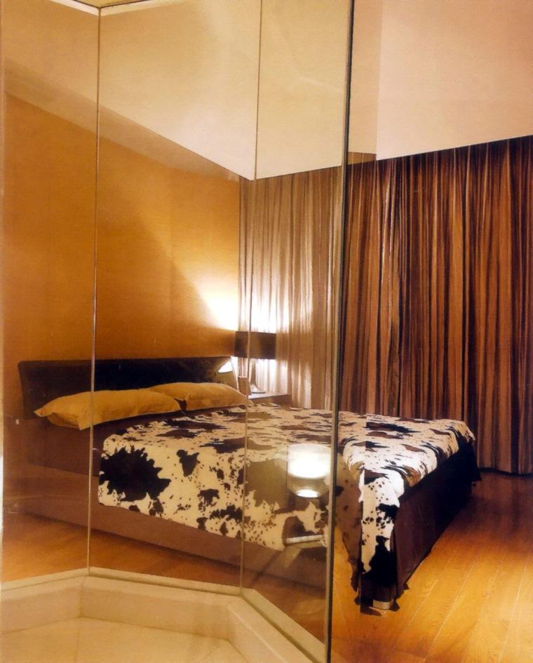 居室设计--阳光100西区国际样板间第9张图片