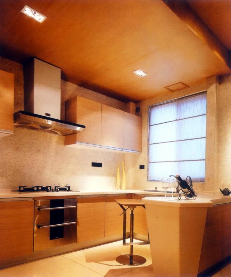 居室设计--阳光100西区国际样板间第10张图片