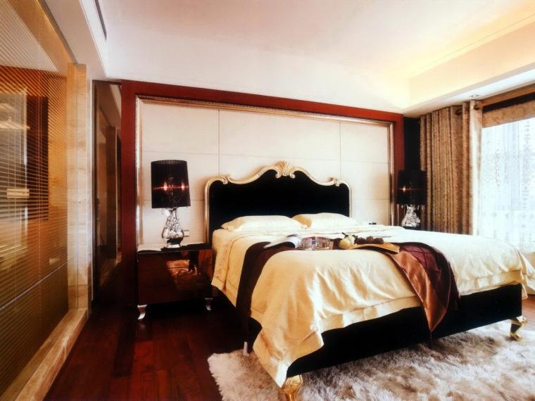 居室设计--阳光海岸三期样品房之奢华主张