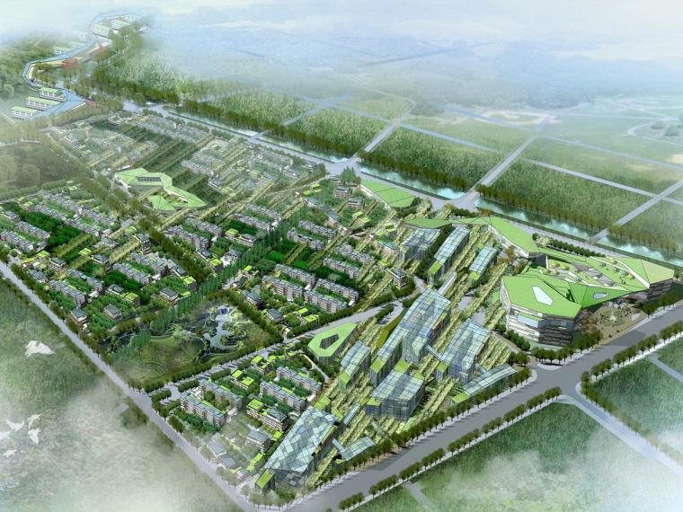 廊坊万庄可持续生态城