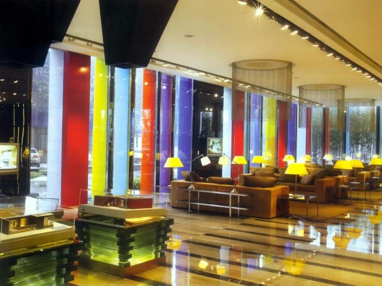 超五星级酒店标准--滨江君悦香邸售楼中心
