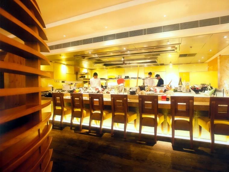 炽热时尚--炉端烧日本料理