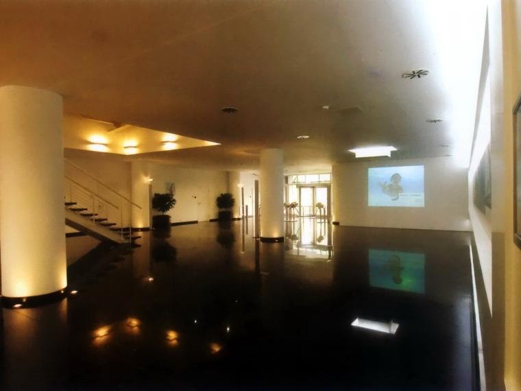 西门子中国联合总部展览厅