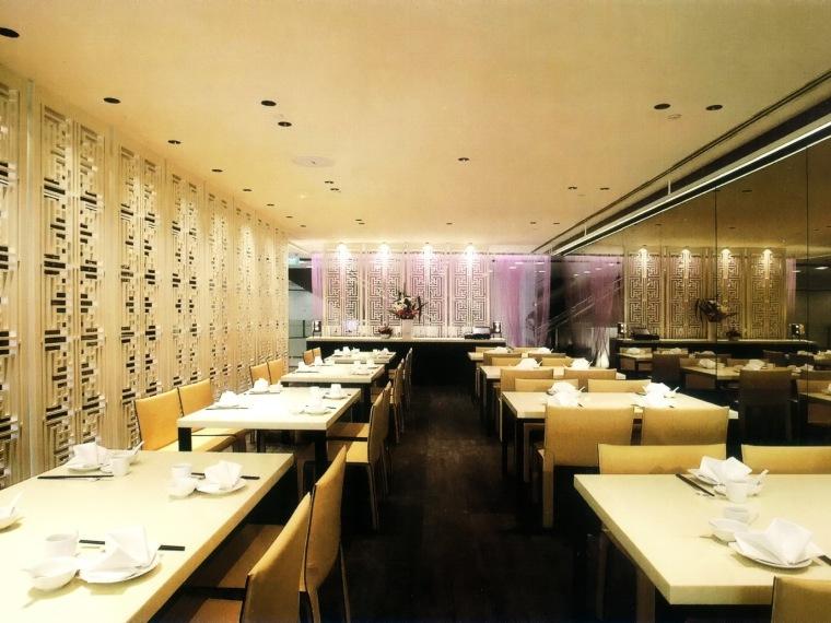 餐厅--同乐经典--色彩简洁的小空间
