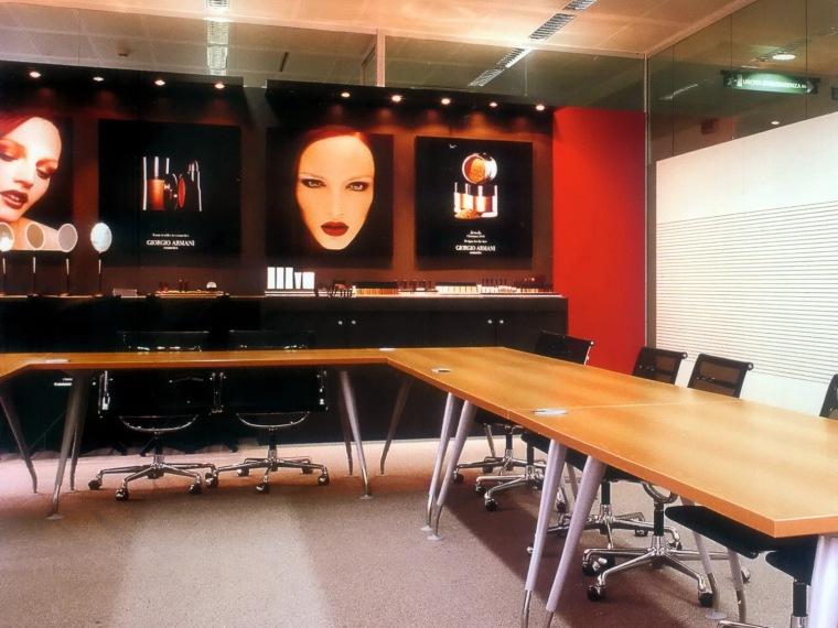 办公设计--欧莱雅总部