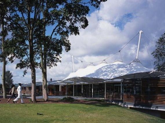 草地网球协会国家网球中心