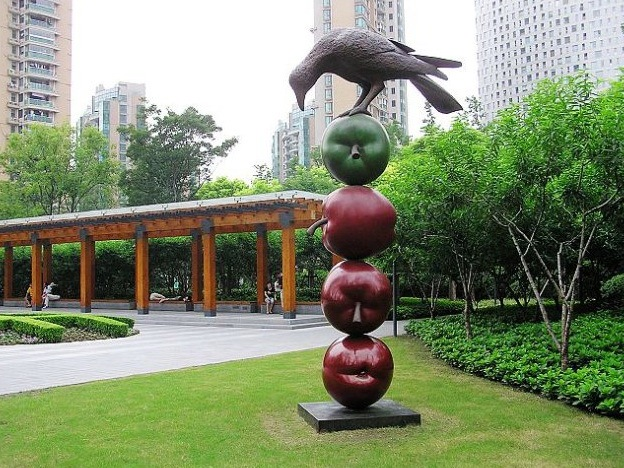 静安雕塑公园