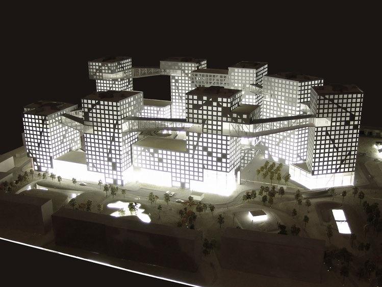 北京当代MOMA联接复合体