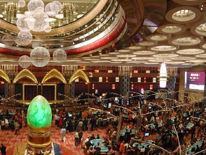 澳门新葡酒店及赌场