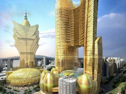澳门葡京酒店及赌场重建计划