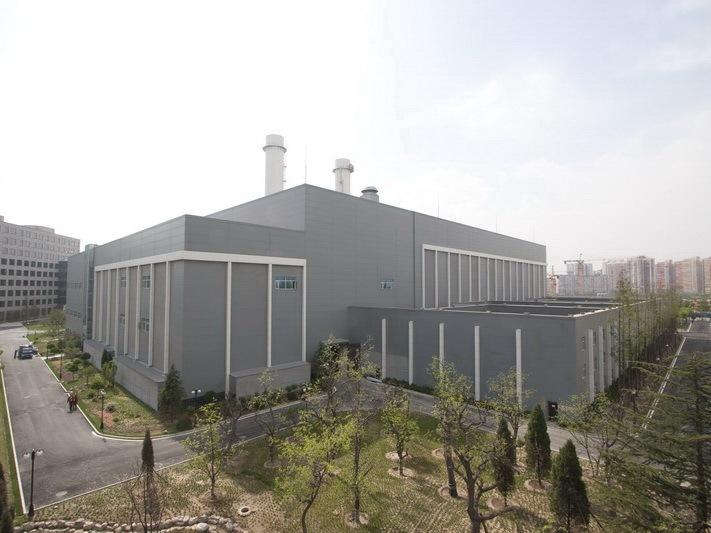 太阳宫燃气热电冷联供工程