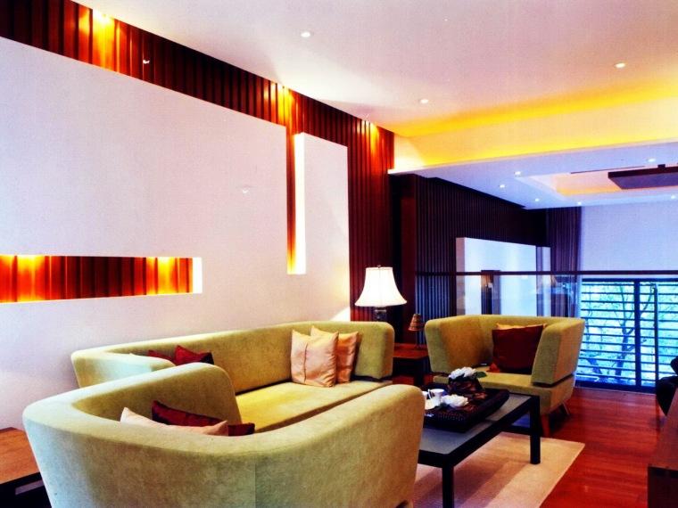 居室设计—朴实与细腻的和谐