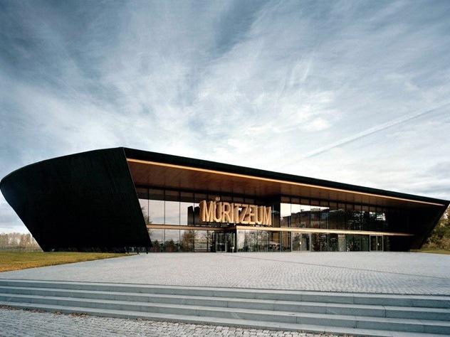 德国克伦堡湖区水生动物博物馆