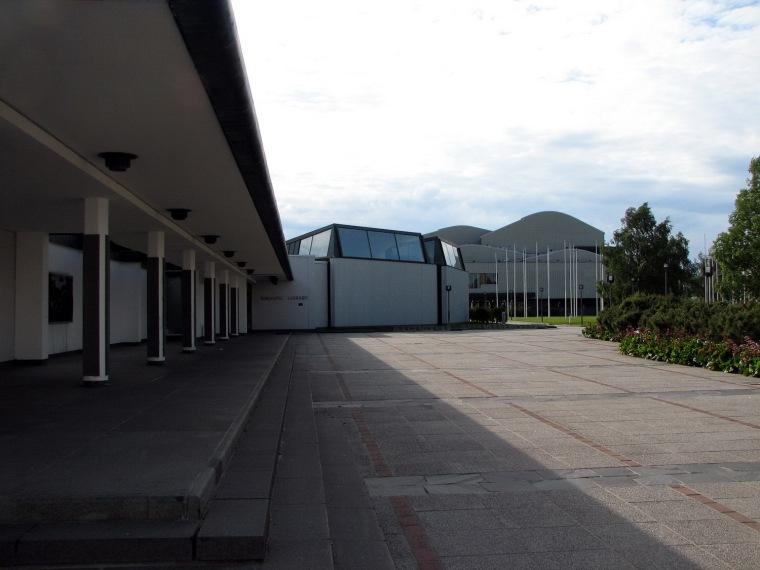 罗瓦涅米图书馆
