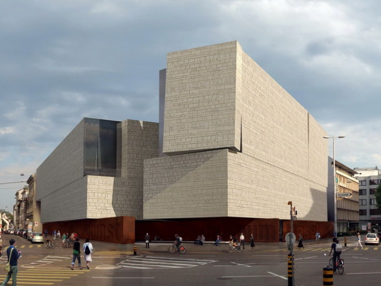 瑞士巴塞尔艺术博物馆