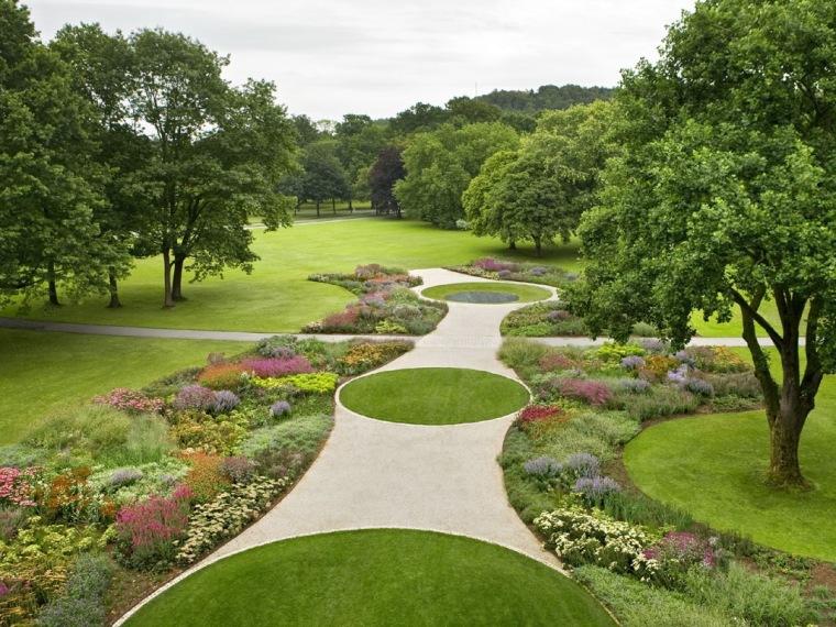 巴特德里堡花园