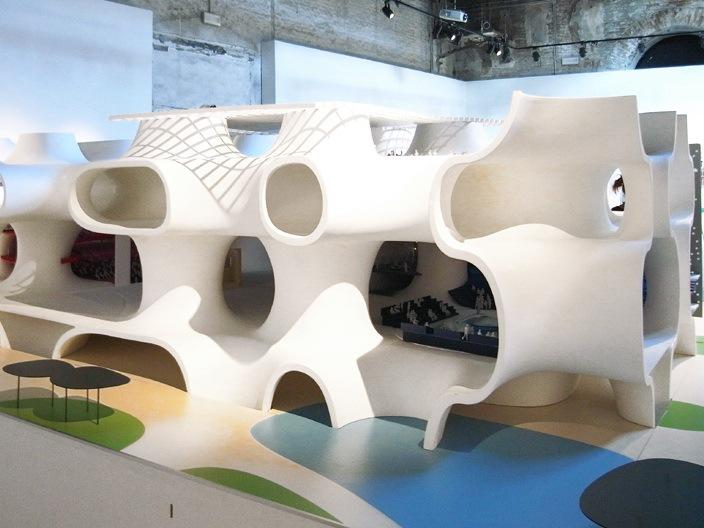 2010年威尼斯建筑双年展展览--台中大都会歌剧院
