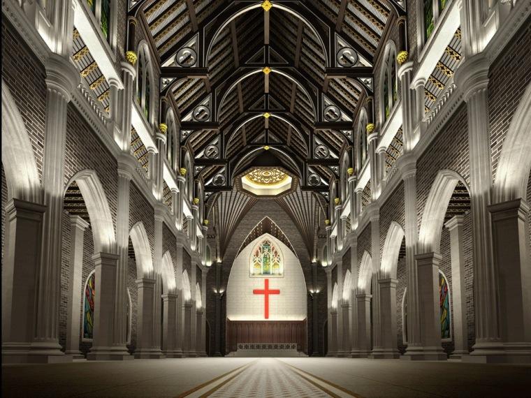 苏州独墅湖基督教堂