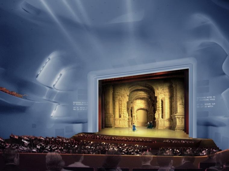 广州歌剧院(方案深化与施工图设计)