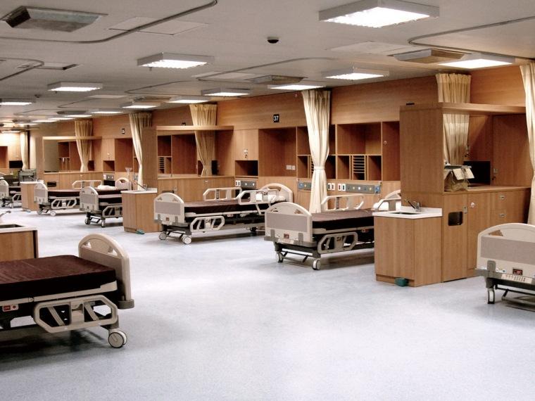 厦门长庚医院室内设计装修设计项目