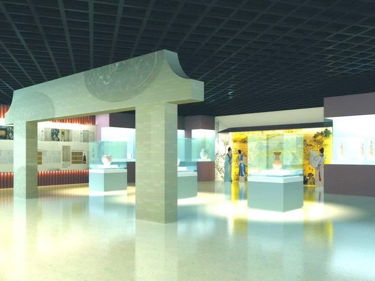 郴州市博物馆(公共建筑室内设计创意)