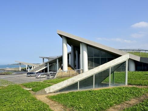 白沙湾海水浴场旅客中心
