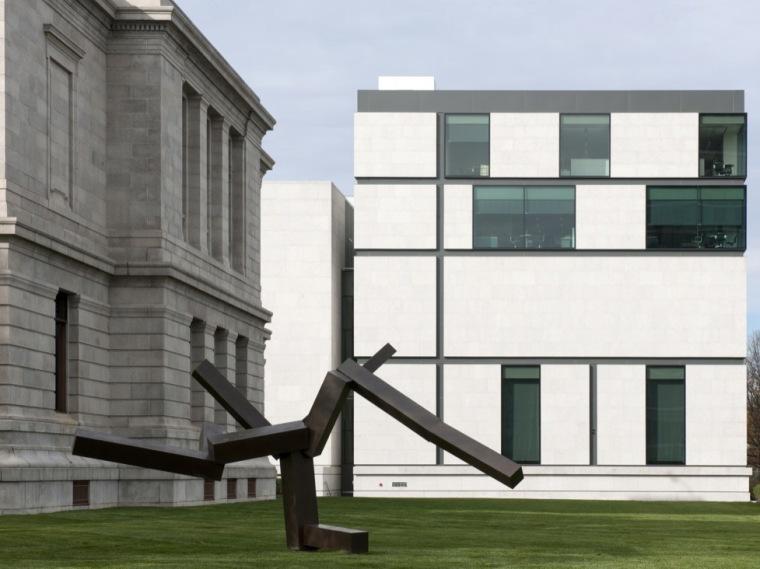 波士顿艺术博物馆美国艺术展区