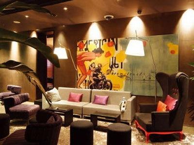 北京瓦竹精品酒店资料下载-时尚的设计精品酒店:北京极栈