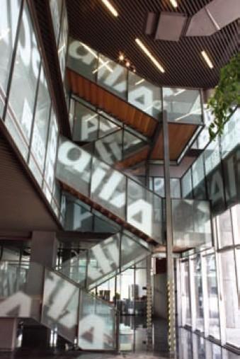 阿里巴巴杭州总部办公大楼第5张图片
