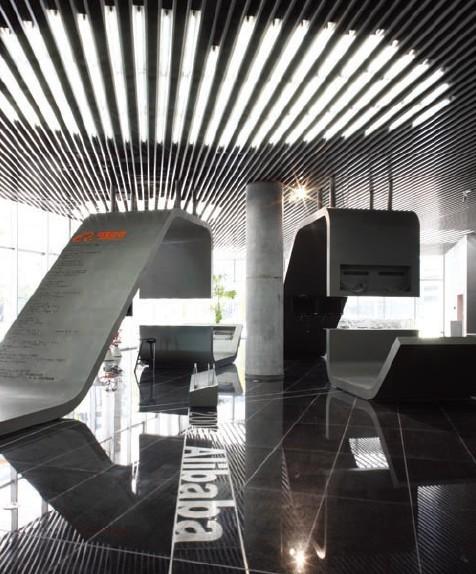 阿里巴巴杭州总部办公大楼第8张图片
