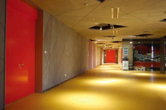 阿里巴巴杭州总部办公大楼第17张图片