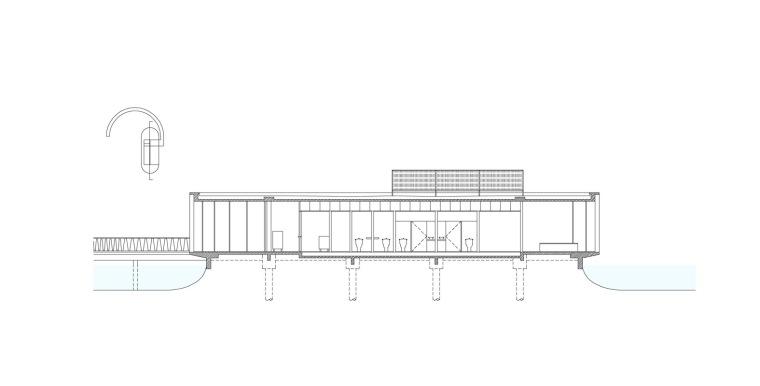 剖面图02 sections02-拉加迪达俱乐部第18张图片