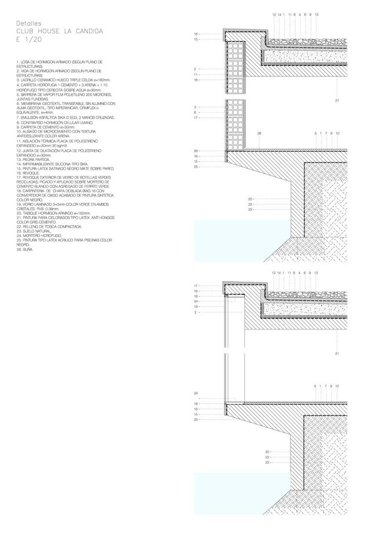 细节 details-拉加迪达俱乐部第20张图片