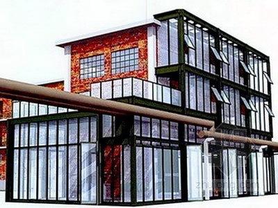 751老厂房环境改造