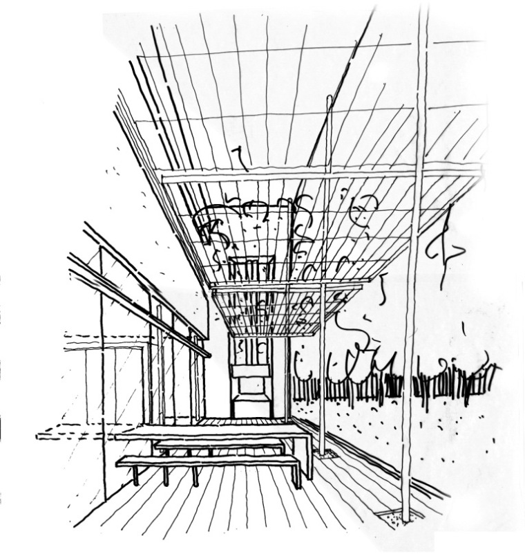 图表01 drawing 01-阿哈罗尼住宅第33张图片