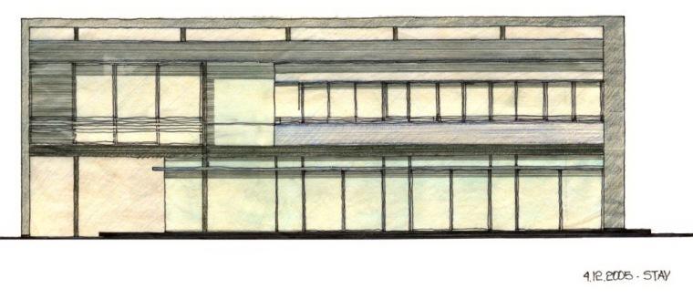 图表02 drawing 02-阿哈罗尼住宅第34张图片