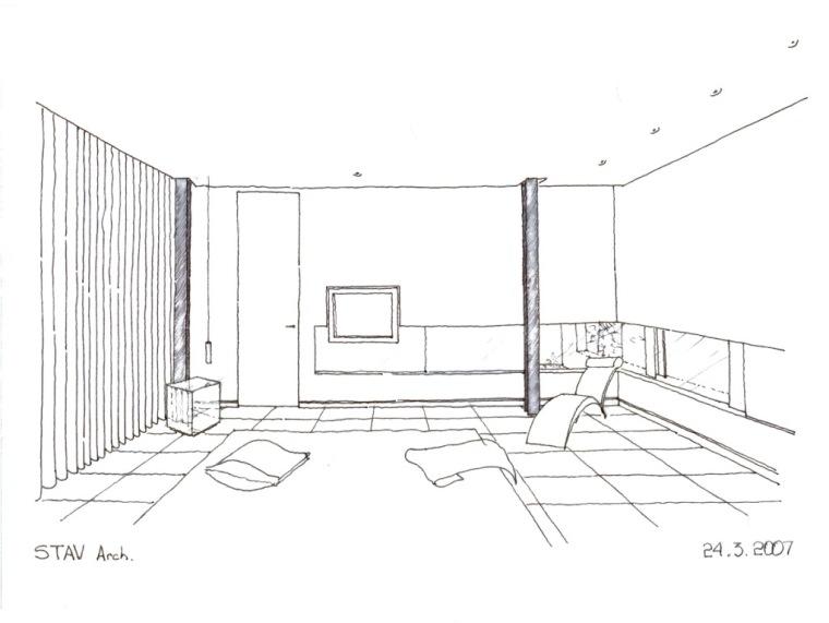 图表03 drawing 03-阿哈罗尼住宅第35张图片