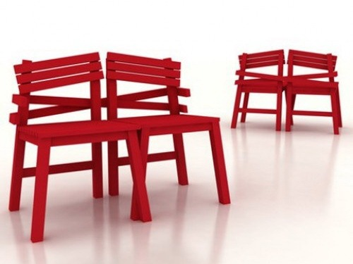 LAT连体椅子集第1张图片