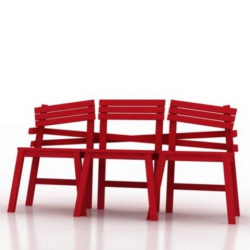 LAT连体椅子集第2张图片