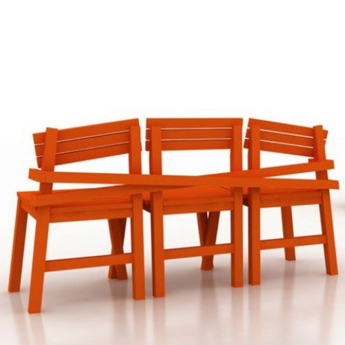 LAT连体椅子集第3张图片