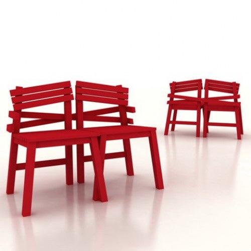 LAT连体椅子集第4张图片