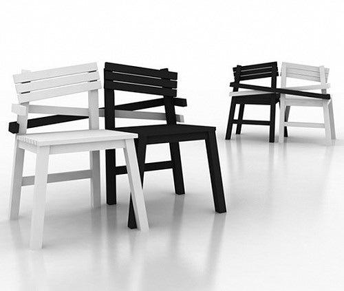 LAT连体椅子集第5张图片