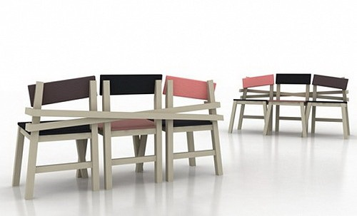 LAT连体椅子集第6张图片