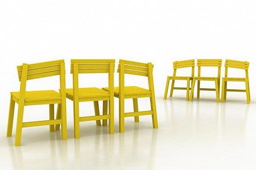 LAT连体椅子集第7张图片