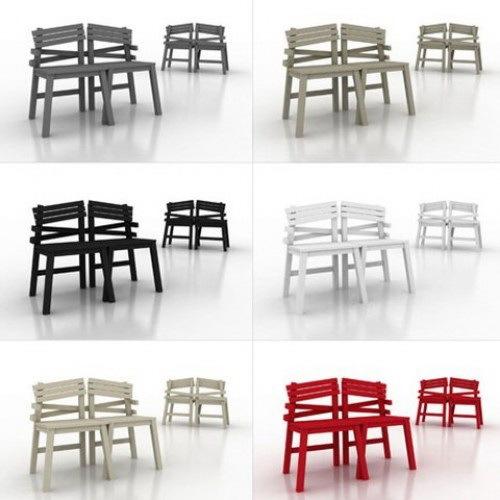 LAT连体椅子集第11张图片