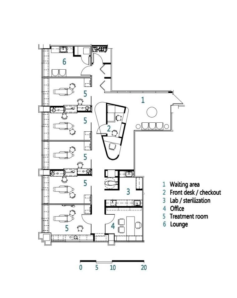 平面图 plan-Z住宅第10张图片