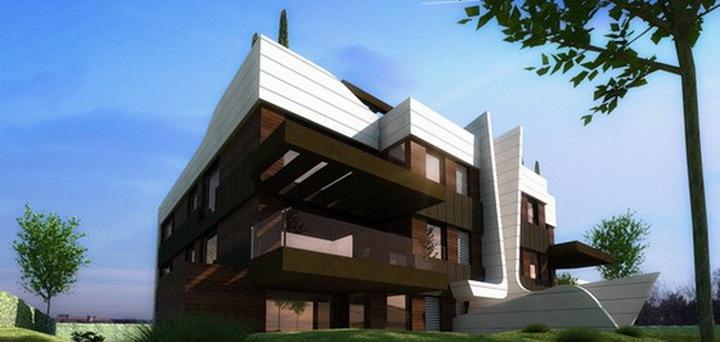 埃尔巴瑞尔住宅第4张图片